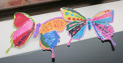 Hannah butterflies