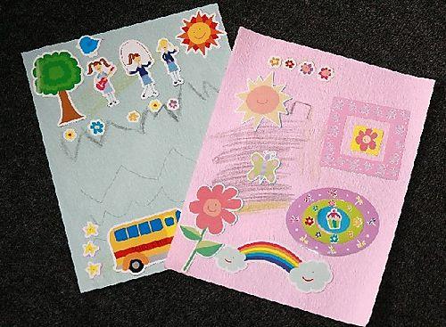 Hannahs sticker pictures