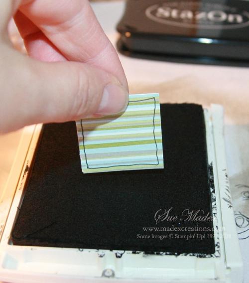 Square ink edges