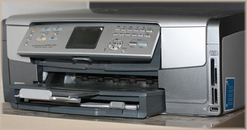 Scanner-printer