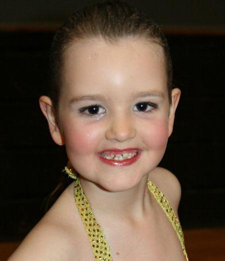 Hannah-dance-makeup