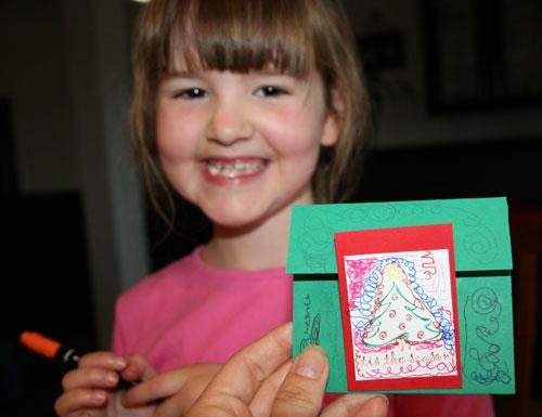 Hannah-and-gift-card-holder