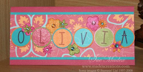 Olivia-card
