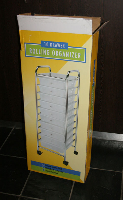 Trolley-box