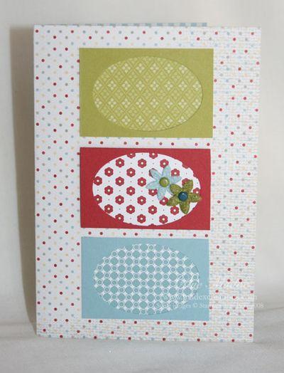 Oval-card-multi-colour