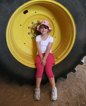 Hannah-tractor