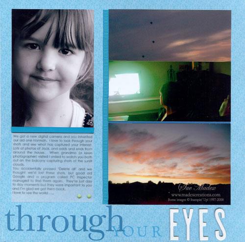 Through-your-eyes
