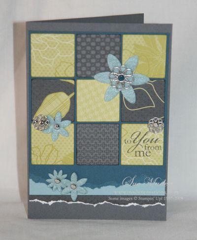 Squares-card