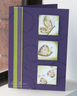 Eggplant whimsy