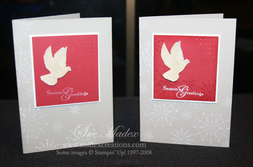 Dove-cards