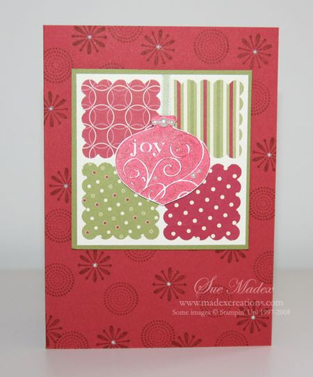 Ornament-card