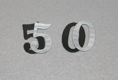 50th numbers