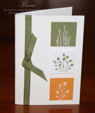 Maria-card