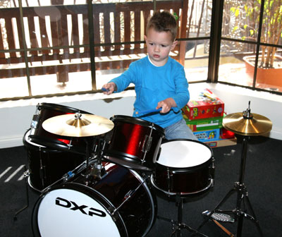Jack-drummer