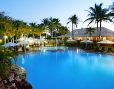 Broome resort