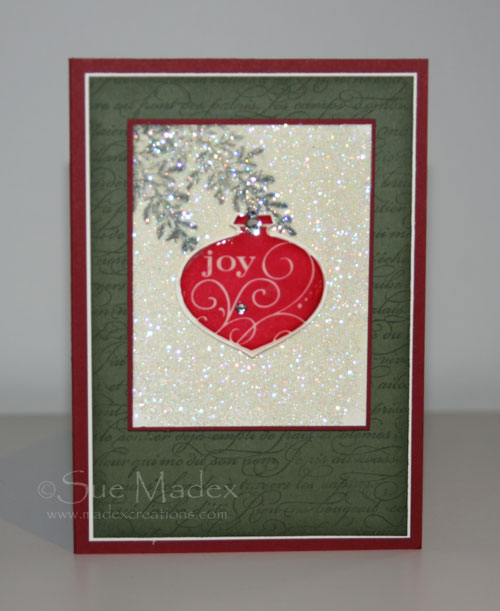 Sparkly-bauble-card