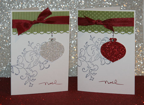 Ornament-glitter-duo