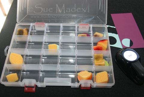 Sponge-storage