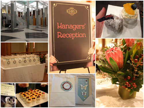 Managers-reception-collage