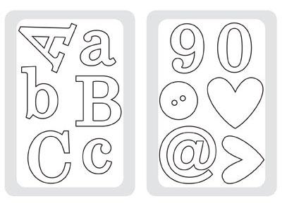 Timeless-type-alphabet