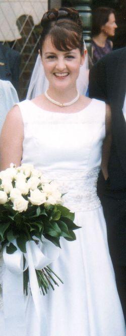 Wedding-dress