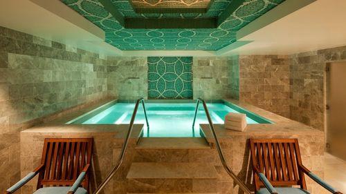 St regis indoor pool