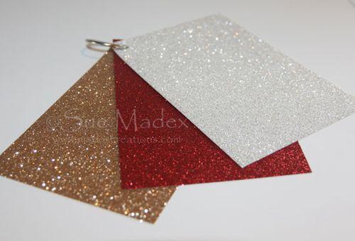 Glimmer-paper-trio