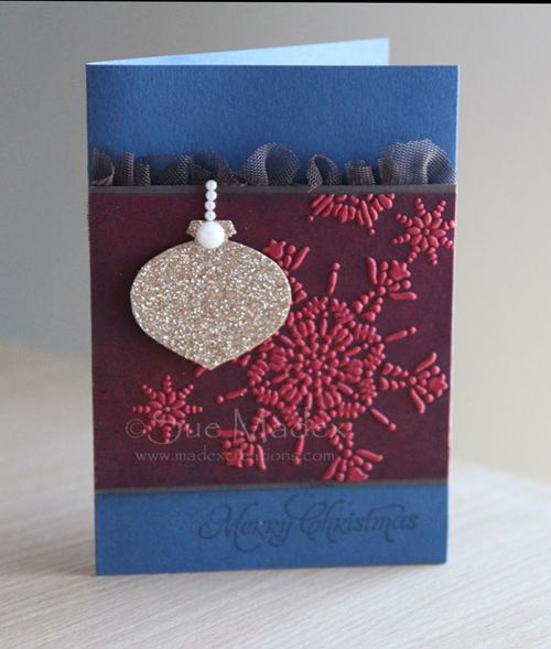 Bauble-card