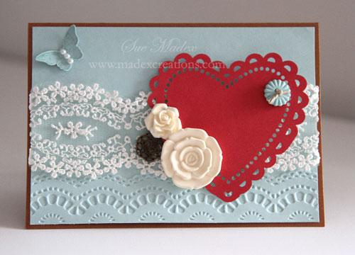 Heart-card