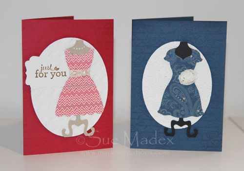 Dress-up-cards