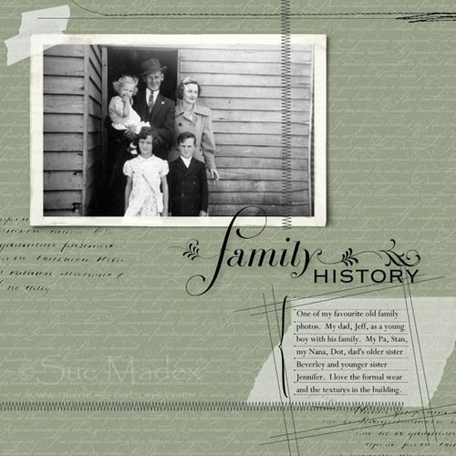 Family-history-page