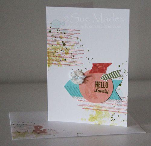 Grunge-card