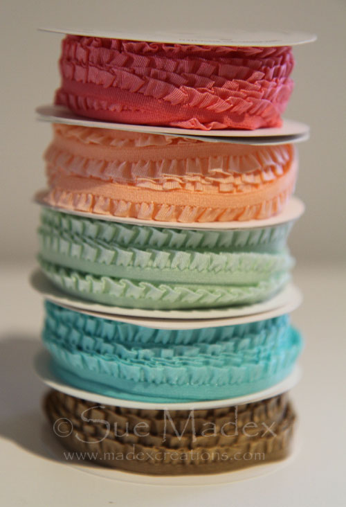 Ribbon-stack