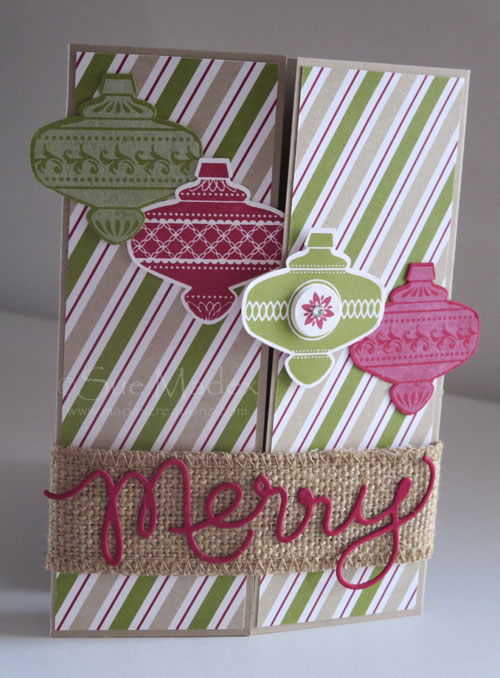 Merry-card-ornaments