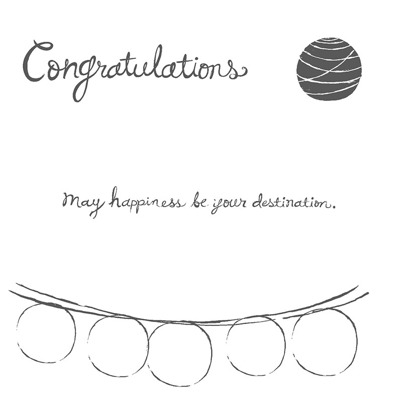 Happy congratulations