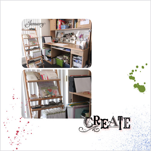 MDS-Project-Life-album-Create-page