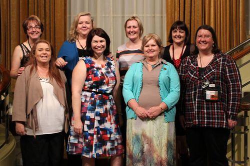 Leadership group 2014