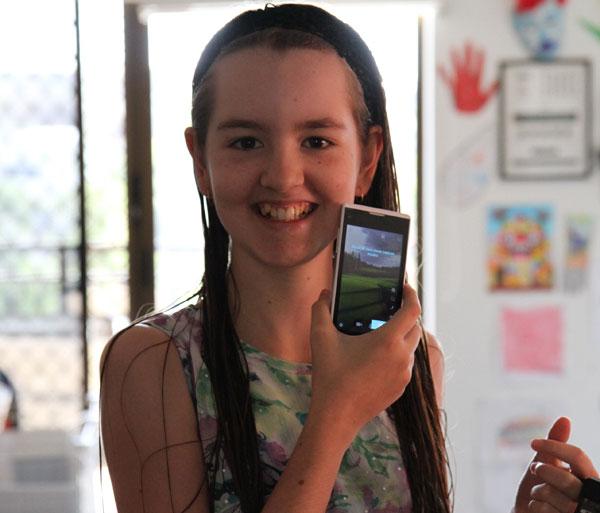 Hannah-phone