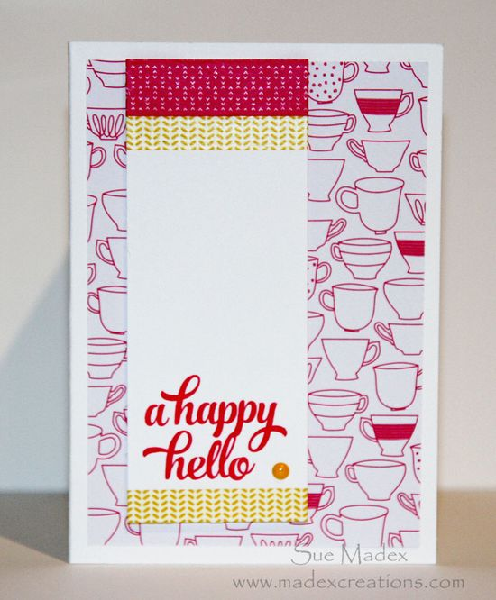 Cuppa-card
