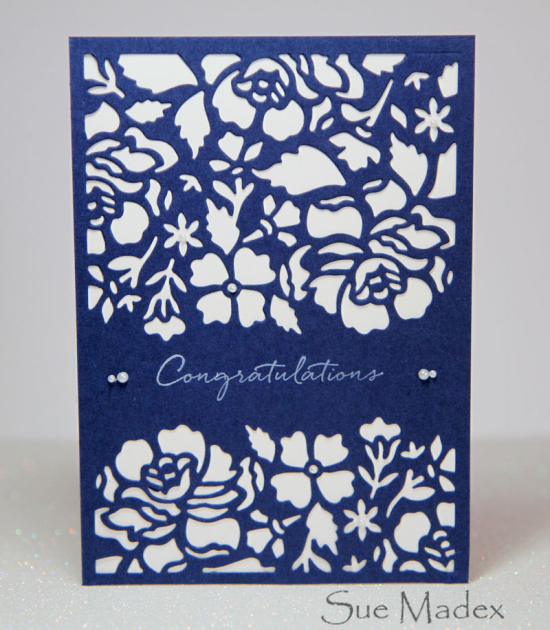 Congratulations-card