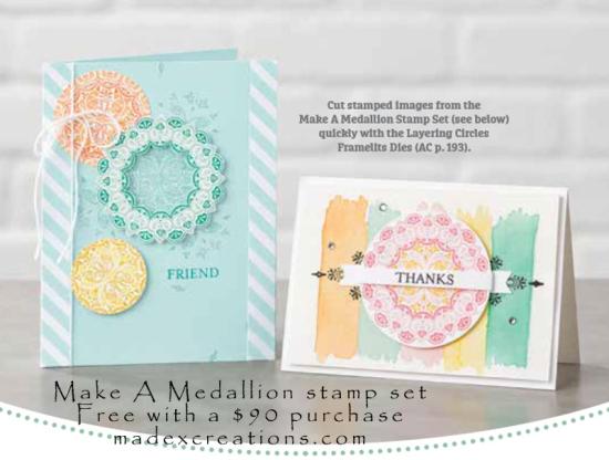 Make-a-medallion