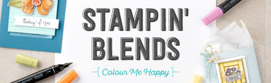 Stampin blends 2