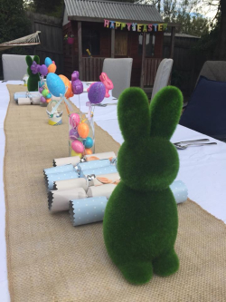 Bunny table