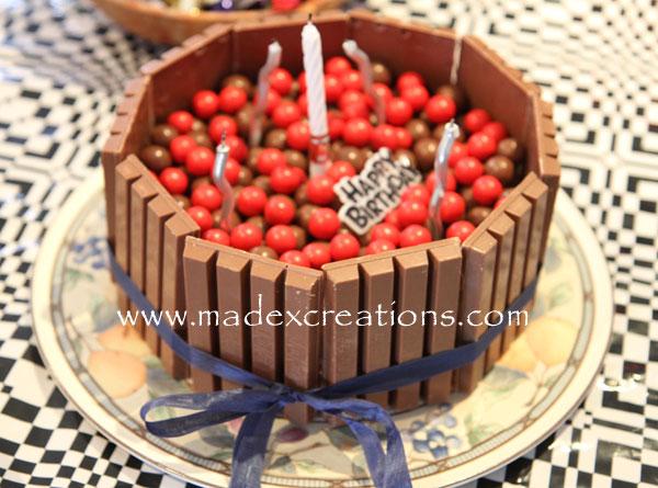 Malteserscake