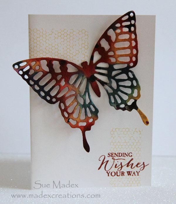 Butterfly-card