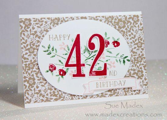 Numbers-birthday