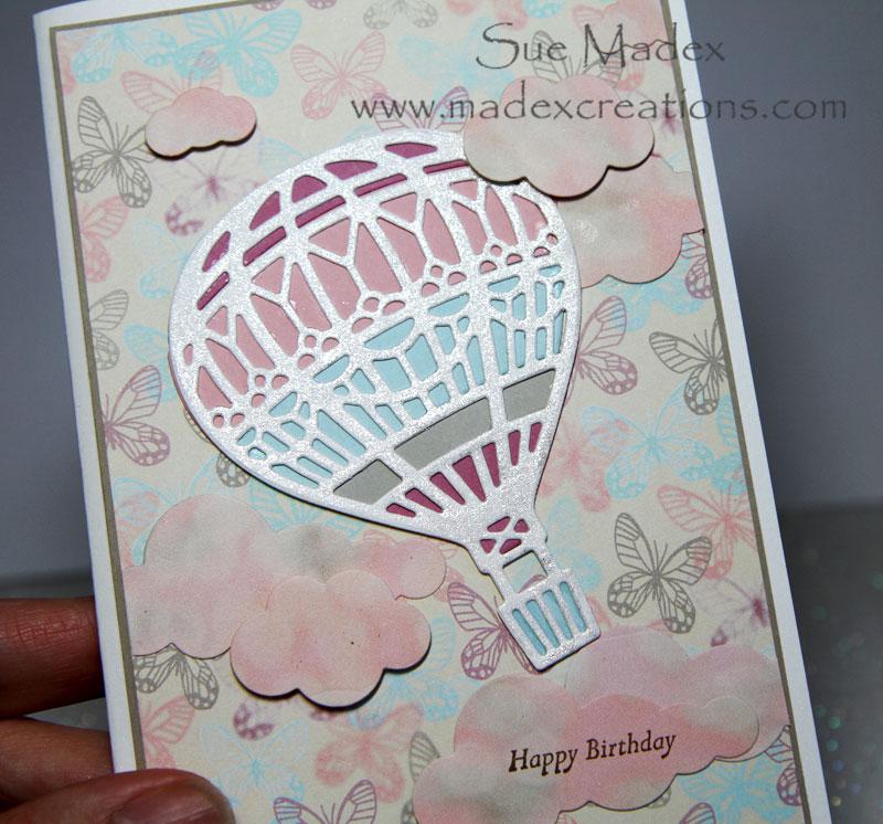 Sparkly-balloon