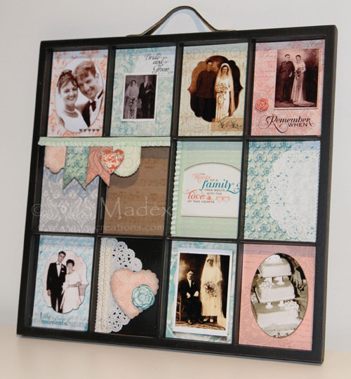 Wedding printers tray