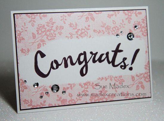 Lacy-congrats