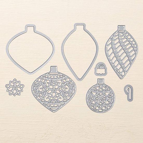 Delicate ornaments